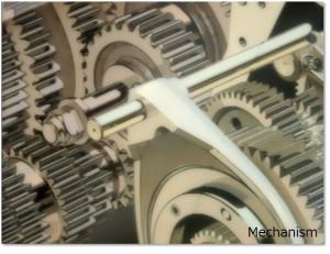 しかけ Mechanism