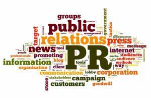 広報 - Public Relations