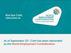 World Employment Confederation
