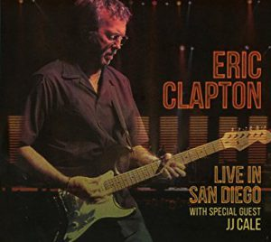 Live in San Diego / Eric Clapton