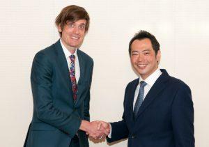 オックスフォード大学・オズボーン准教授 アデコ株式会社川崎健一郎代表取締役社長